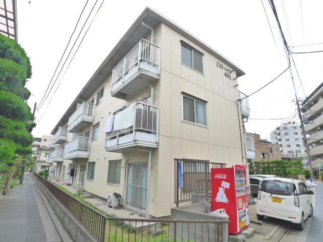 京成高砂 徒歩15分 1階 1R 賃貸マンション