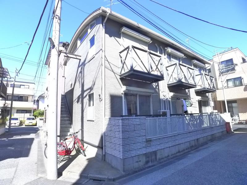 京成立石 徒歩9分 1階 1K 賃貸コーポ