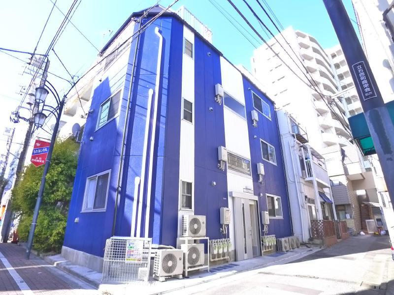 京成立石 徒歩2分 2階 1R 賃貸マンション