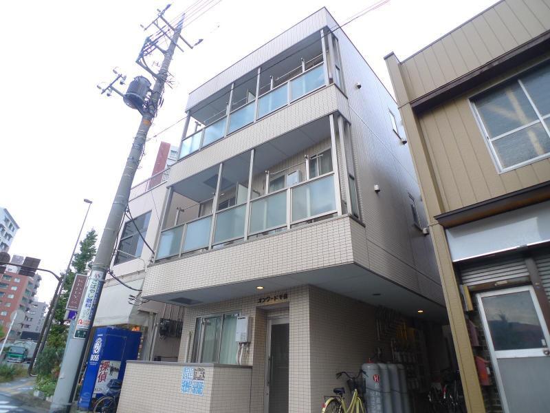 京成関屋 徒歩16分 2階 1R 賃貸マンション