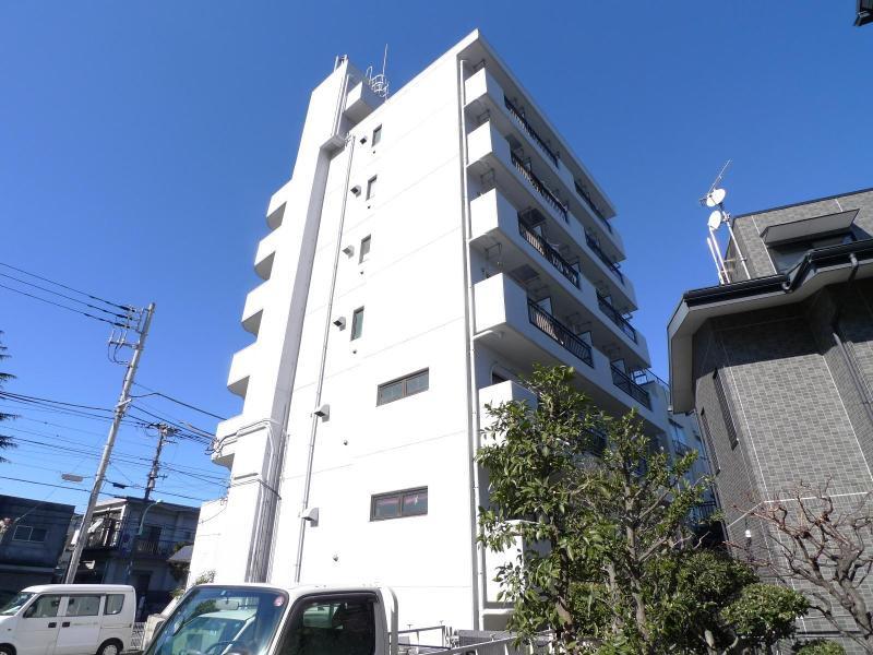 西新井 徒歩5分 7階 1K 賃貸マンション