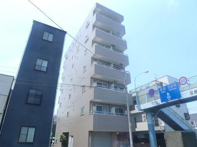 千住大橋 徒歩4分 2階 1K 賃貸マンション