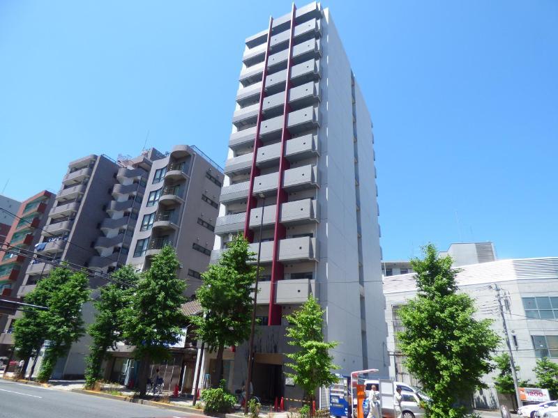 京成関屋 徒歩18分 5階 1K 賃貸マンション