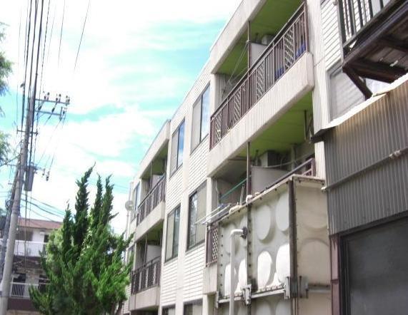 扇大橋 徒歩25分 2階 2DK 賃貸マンション