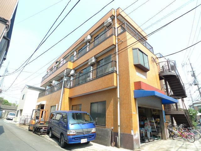 西新井 徒歩20分 3階 1DK 賃貸マンション