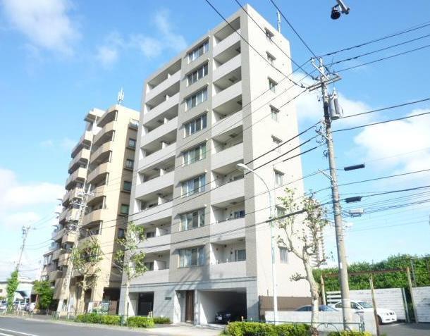京成関屋 徒歩2分 6階 1R 賃貸マンション