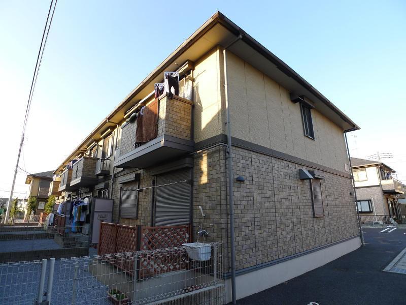 新鎌ケ谷 徒歩29分 1階 2LDK 賃貸ハイツ