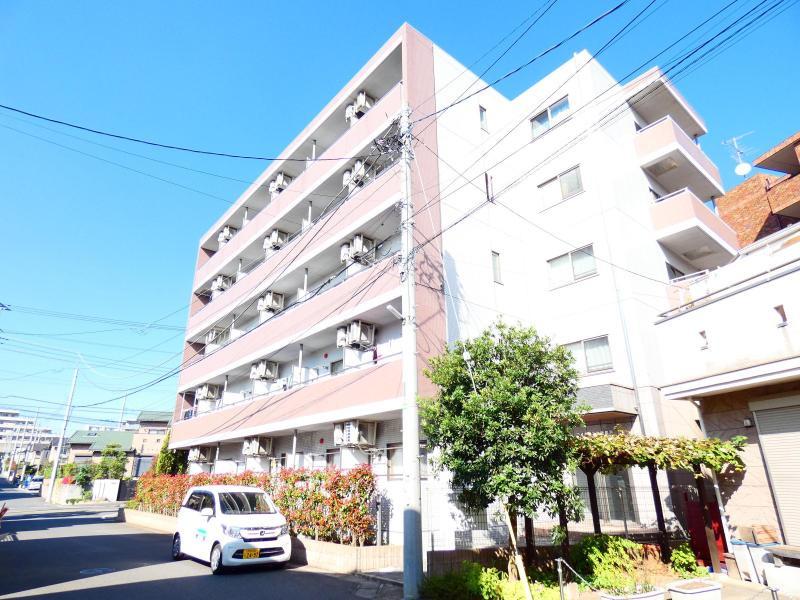 東松戸 徒歩6分 5階 1K 賃貸マンション