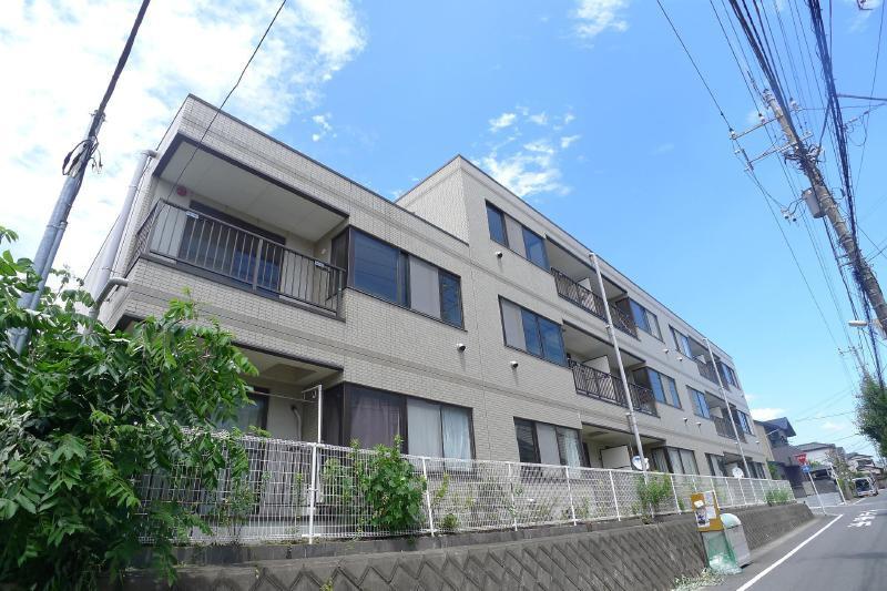 東松戸 徒歩24分 2階 2LDK 賃貸マンション