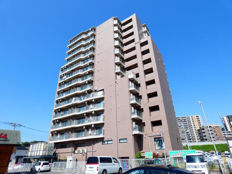 東松戸 徒歩4分 8階 1K 賃貸マンション