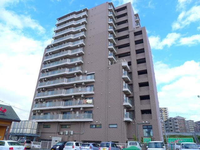 東松戸 徒歩4分 9階 1K 賃貸マンション