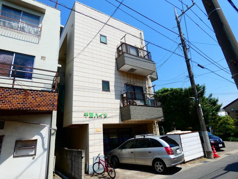 八柱 徒歩8分 2階 1K 賃貸マンション