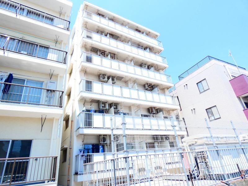 松戸新田 徒歩7分 6階 1K 賃貸マンション