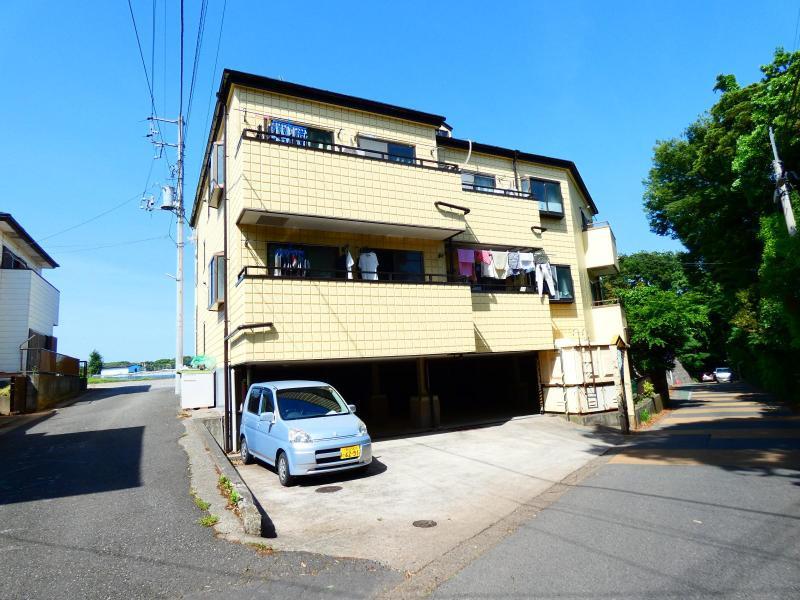 新八柱 徒歩17分 3階 1K 賃貸マンション
