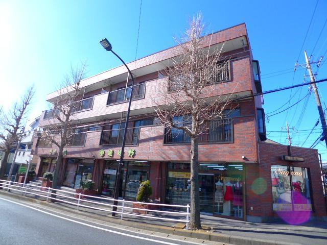 みのり台 徒歩15分 3階 2DK 賃貸マンション