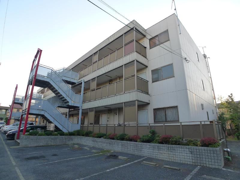 東松戸 徒歩29分 2階 3LDK 賃貸マンション