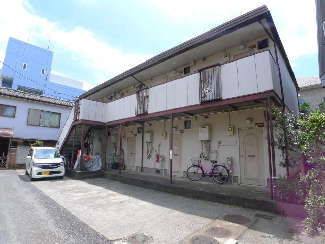 新鎌ケ谷 徒歩19分 2階 1K 賃貸ハイツ