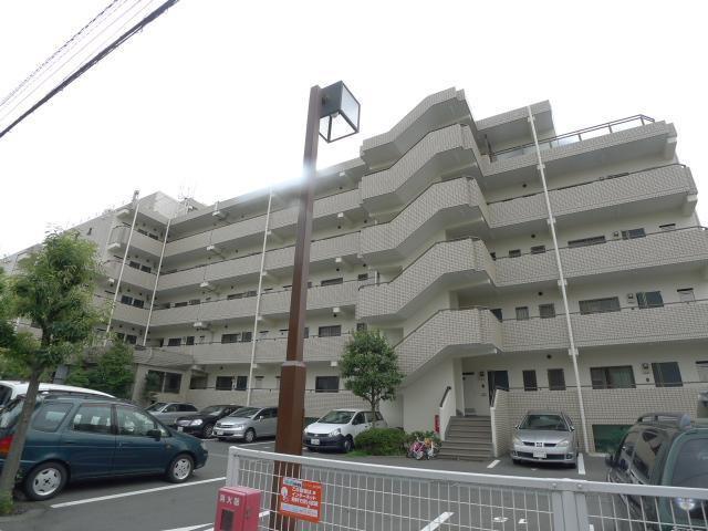 小村井 徒歩6分 2階 2DK 賃貸マンション