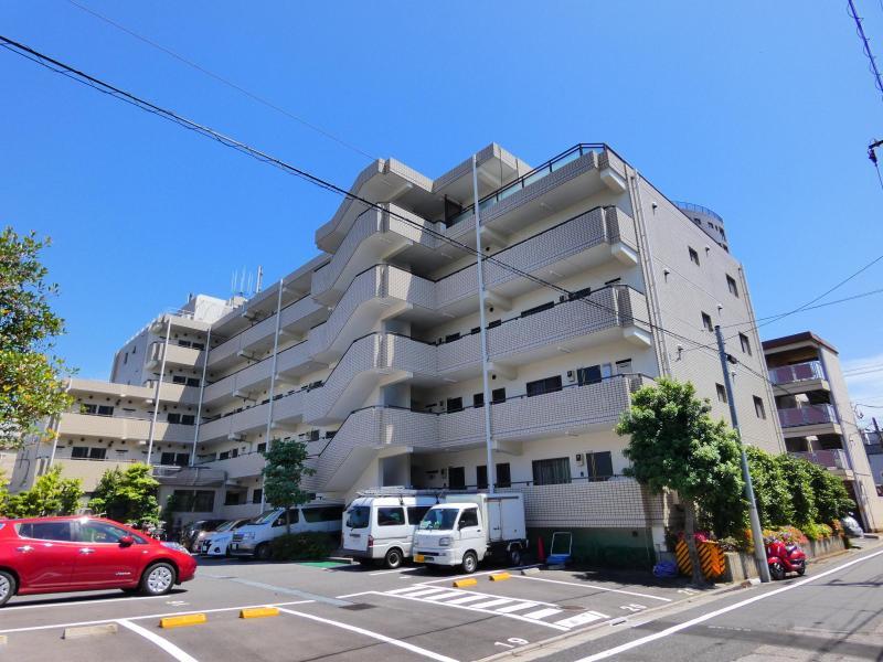東あずま 徒歩6分 3階 3DK 賃貸マンション