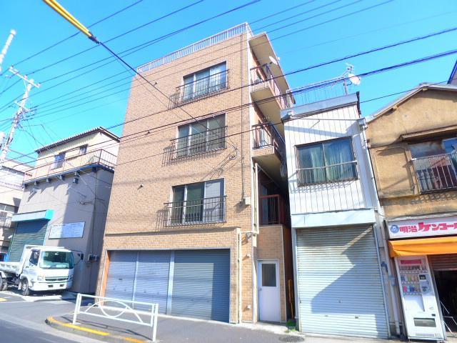 錦糸町 徒歩10分 4階 2K 賃貸マンション
