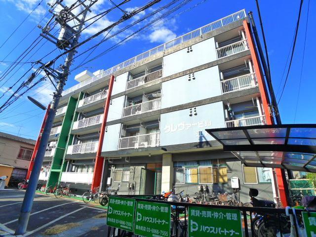 京成小岩 徒歩18分 1階 1R 賃貸マンション