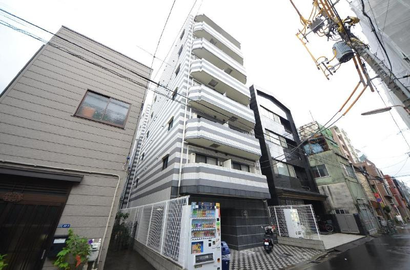 本所吾妻橋 徒歩7分 4階 1K 賃貸マンション