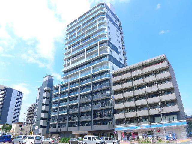 大島 徒歩11分 2階 1K 賃貸マンション