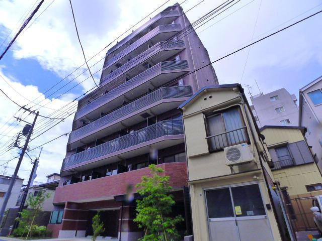 亀戸水神 徒歩8分 6階 1K 賃貸マンション