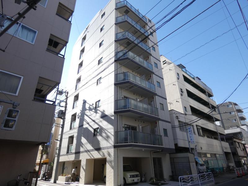 錦糸町 徒歩14分 4階 1R 賃貸マンション