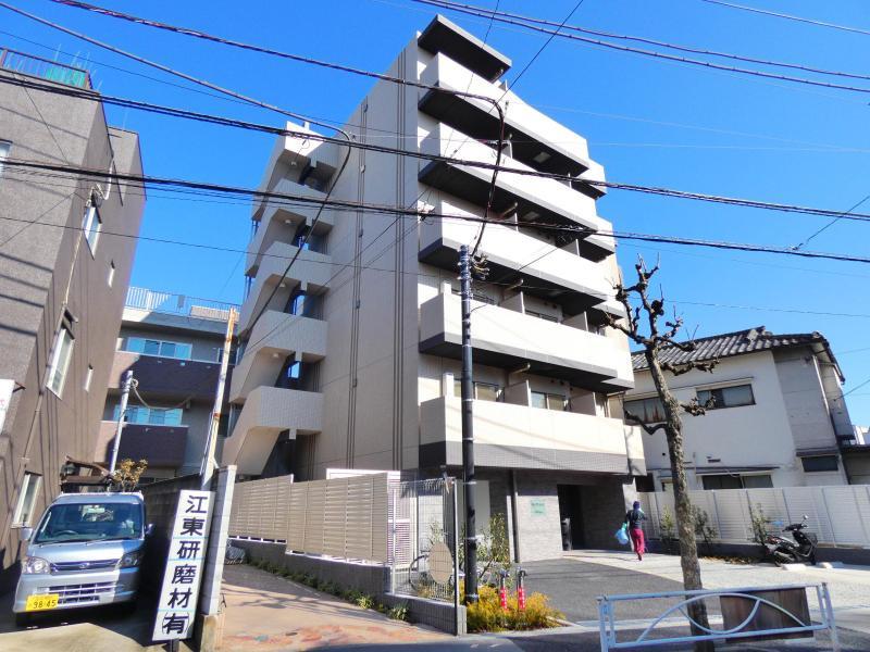 小村井 徒歩5分 4階 1K 賃貸マンション
