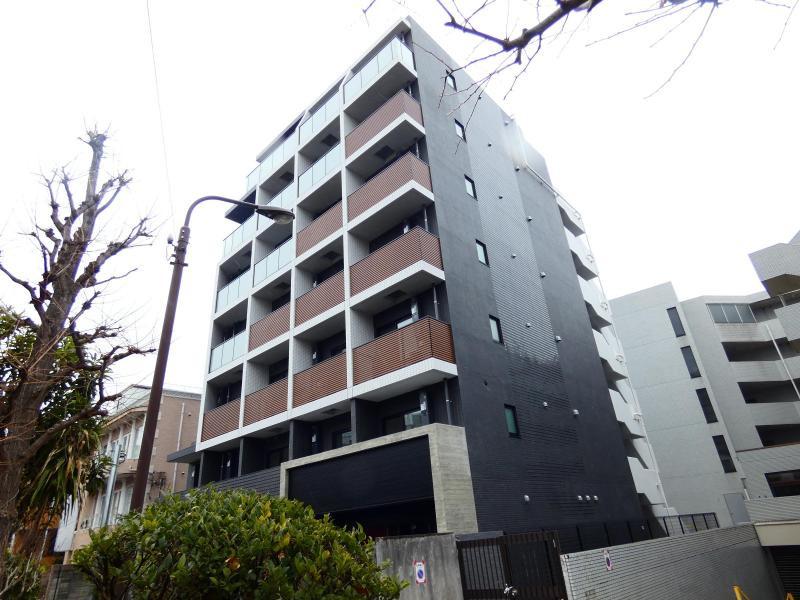 大島 徒歩7分 1階 1K 賃貸マンション