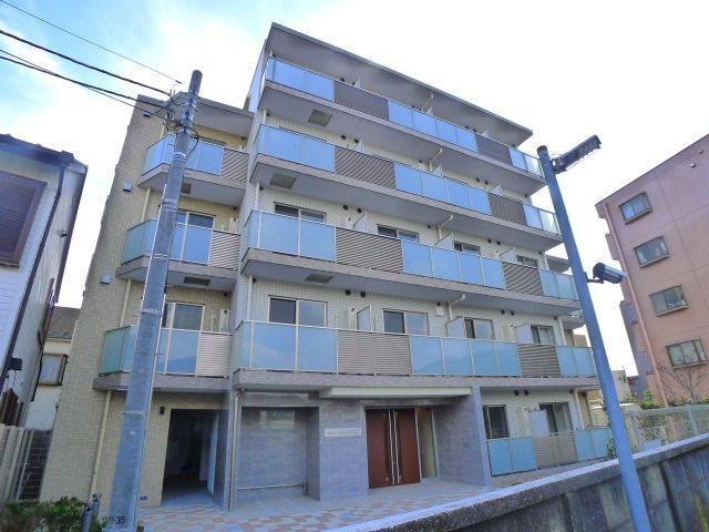 東あずま 徒歩8分 3階 1K 賃貸マンション