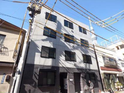 錦糸町 徒歩11分 2階 1R 賃貸マンション