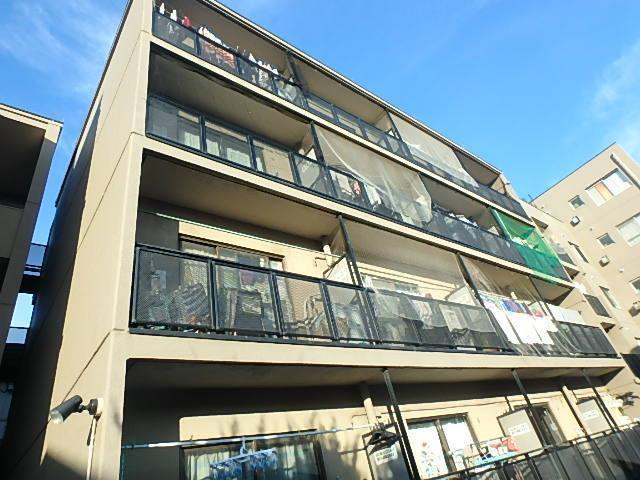西台 徒歩5分 4階 1K 賃貸マンション