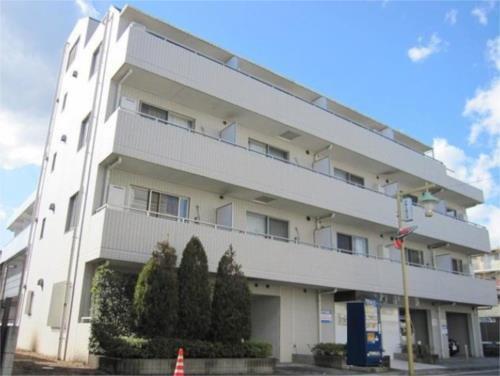 下井草 徒歩5分 2階 1K 賃貸マンション