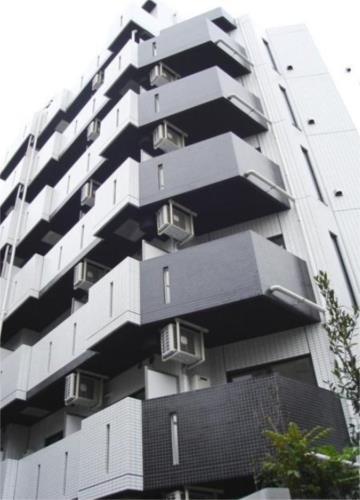 渋谷 徒歩10分 7階 1K 賃貸マンション