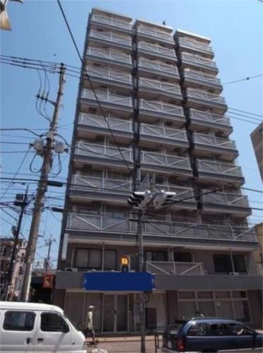 立川 徒歩10分 9階 1R 賃貸マンション
