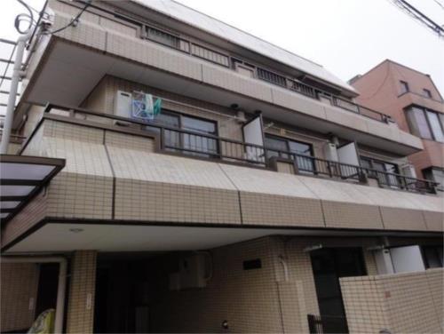 荻窪 徒歩3分 2階 1K 賃貸マンション
