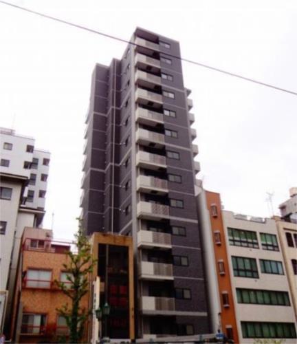 上野 徒歩11分 9階 1K 賃貸マンション