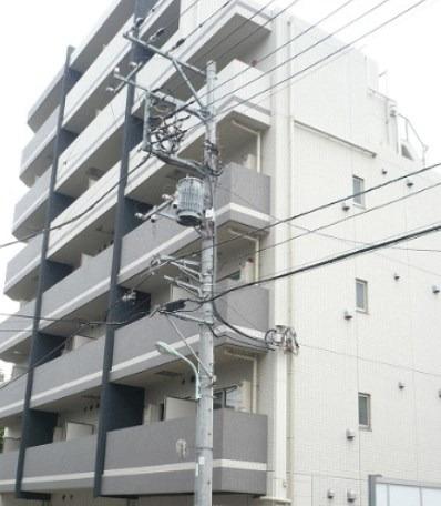 高島平 徒歩8分 2階 1K 賃貸マンション