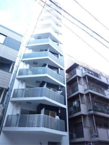 五反田 徒歩5分 4階 1R 賃貸マンション