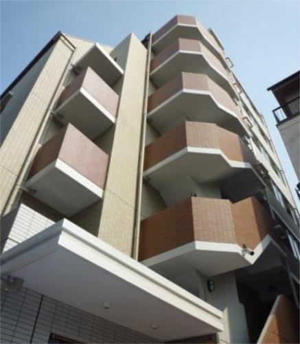 下高井戸 徒歩8分 4階 1K 賃貸マンション