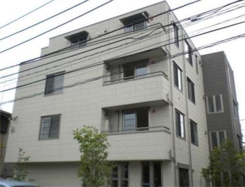 二子玉川 徒歩15分 2階 1K 賃貸マンション