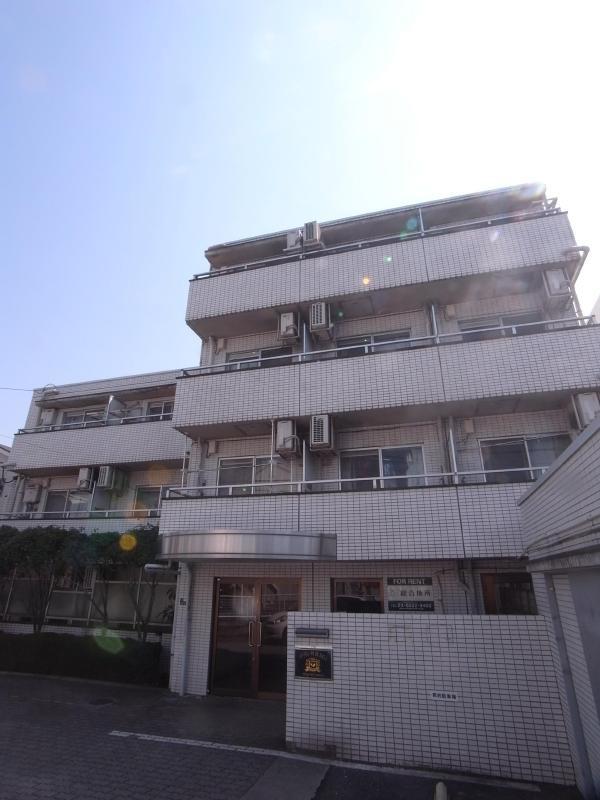 朝霞台 徒歩25分 2階 1K 賃貸マンション