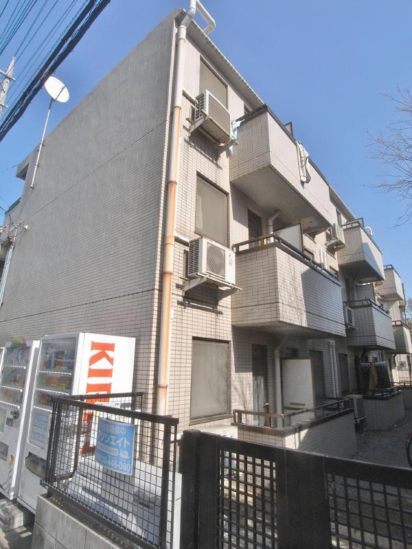 朝霞台 徒歩18分 2階 1K 賃貸マンション