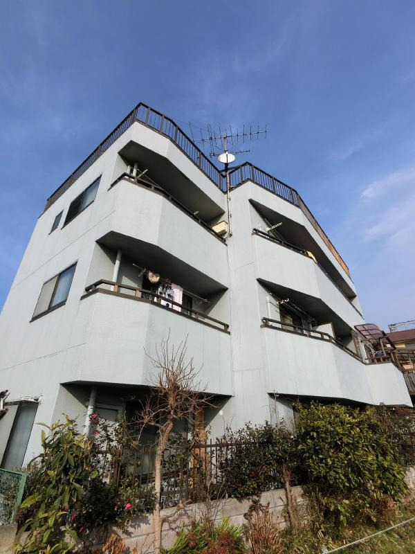 柳瀬川 徒歩22分 2階 1K 賃貸マンション
