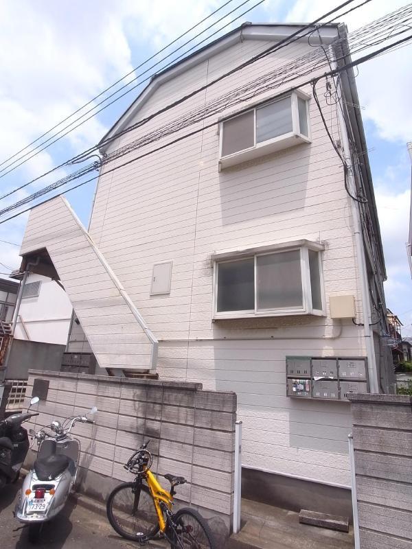 朝霞台 徒歩16分 2階 1K 賃貸コーポ