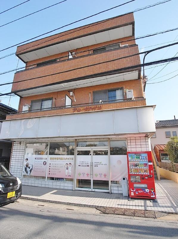 柳瀬川 徒歩31分 3階 1DK 賃貸マンション