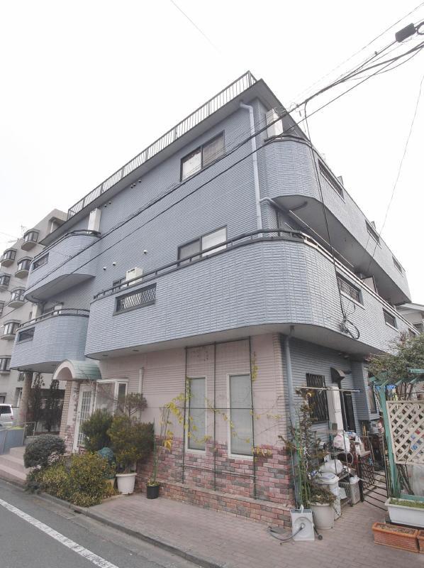 本川越 徒歩26分 3階 1K 賃貸マンション