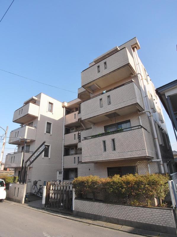 ふじみ野 徒歩34分 3階 1K 賃貸マンション